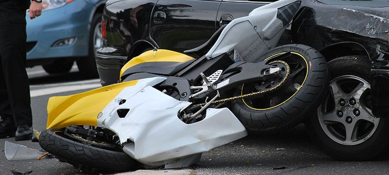 Maryland Motorcycle Accident Law