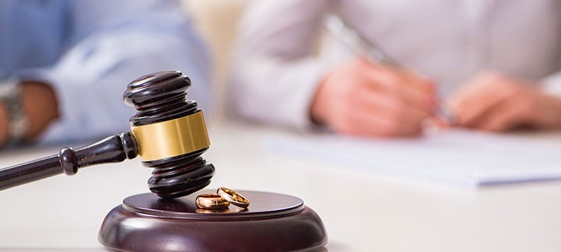 types of divorce in maryland