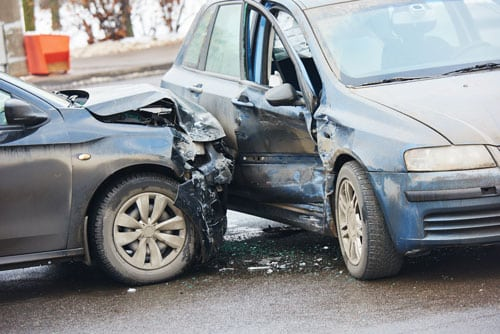 what do i do if i am in a car accident in maryland