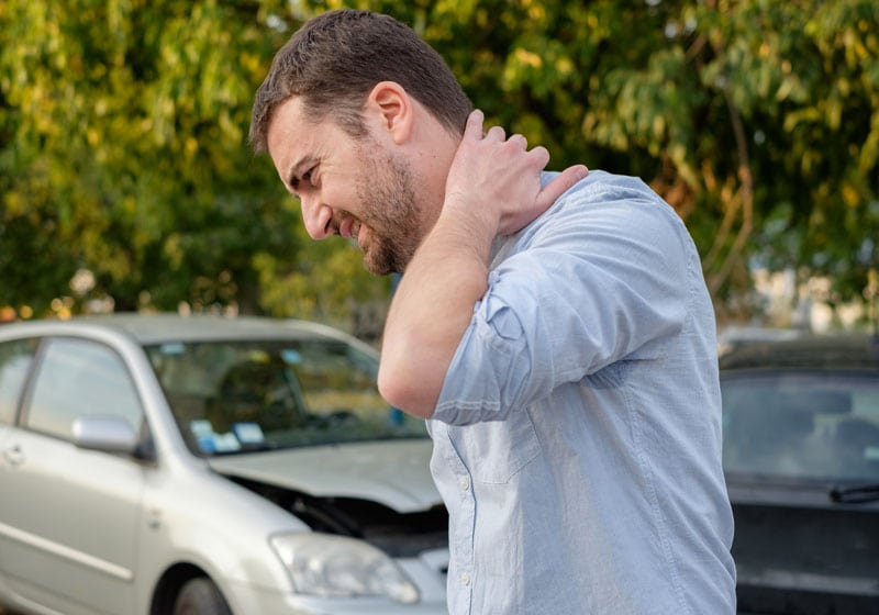 car accident injury claim