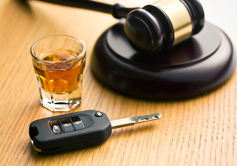 DUI charge in Maryland