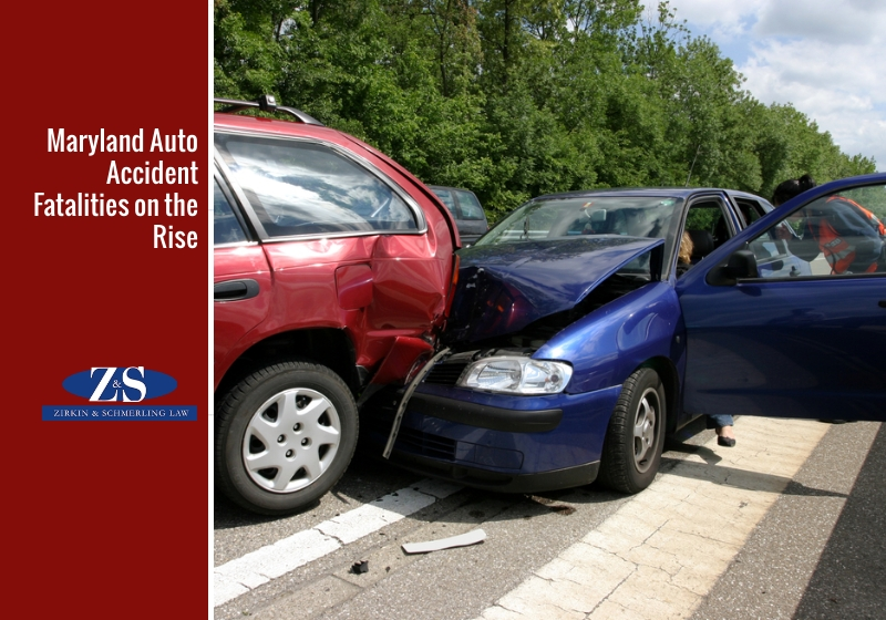 Maryland Auto Accident Fatalities on the Rise | Zirkin