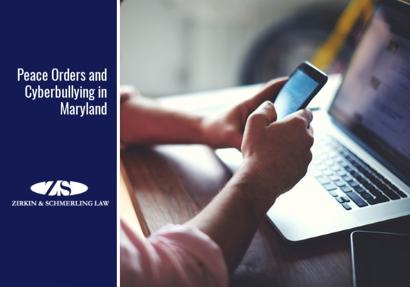 Peace Orders and Cyberbullying in Maryland
