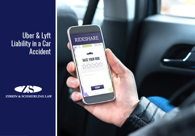Uber & Lyft Liability in a Car Accident