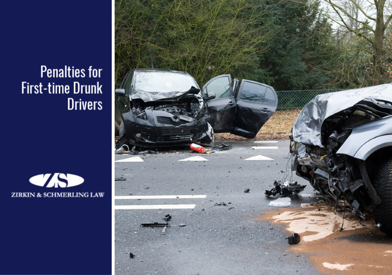 Penalties for First-time Drunk Drivers
