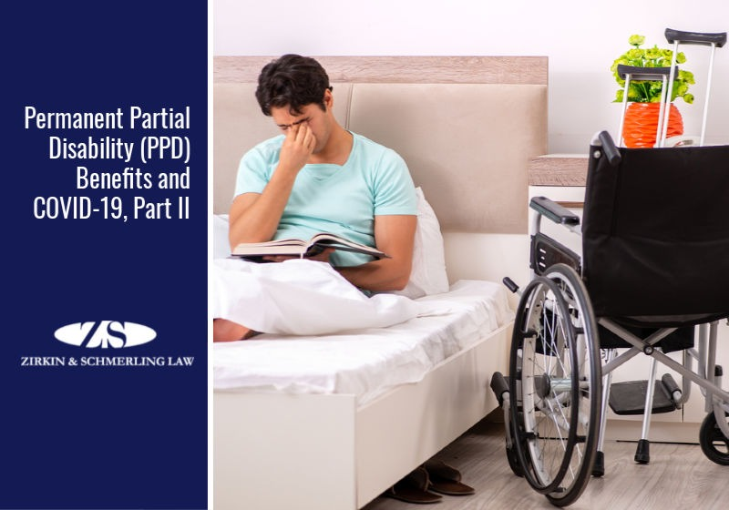 Permanent Partial Disability and COVID-19 Part II