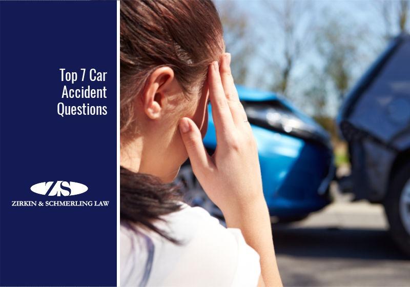 Top 7 Car Accident Questions