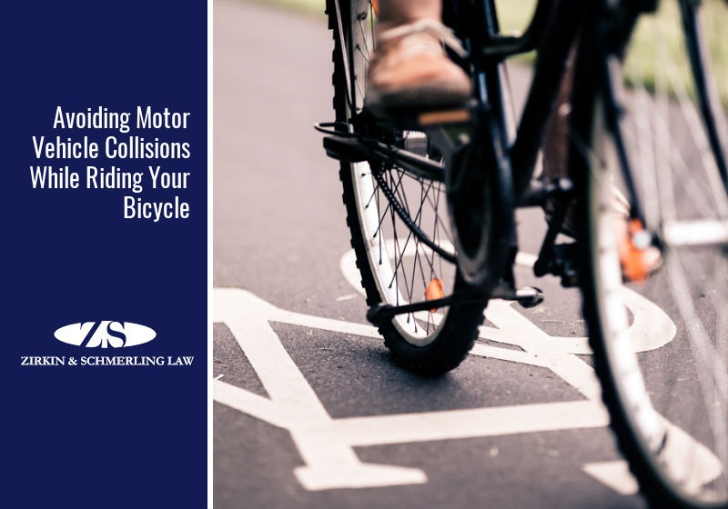 Avoiding Motor Vehicle Collisions While Riding Your Bicycle