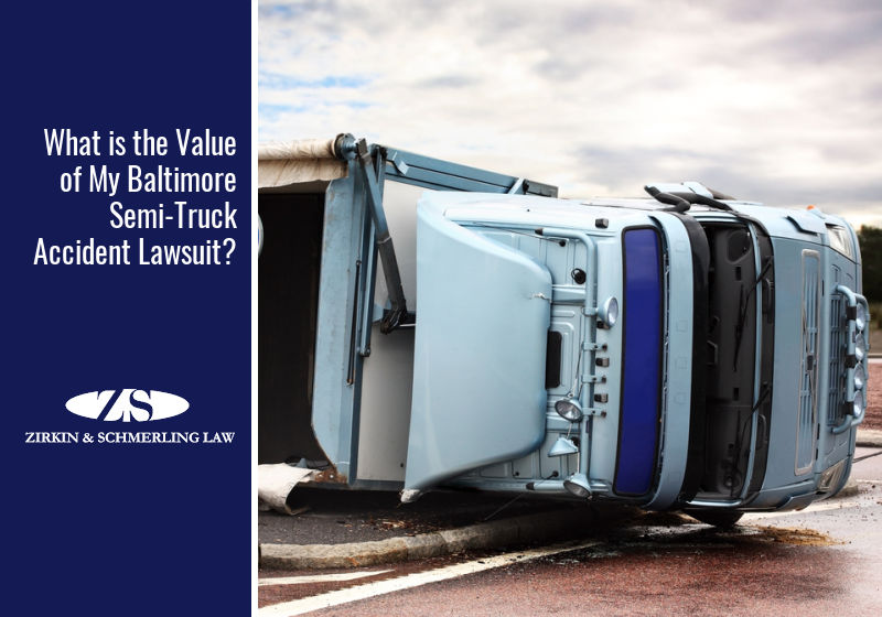 truck accident lawsuits in baltimore