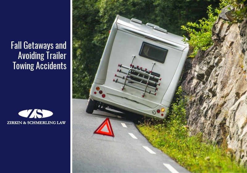 Fall Getaways and Avoiding Trailer Towing Accidents