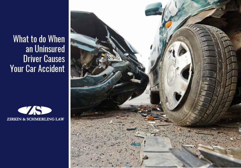 What to do When an Uninsured Driver Causes Your Car Accident