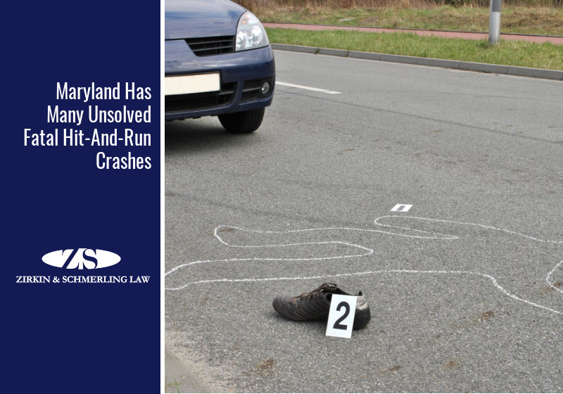 Maryland Has Many Unsolved Fatal Hit-And-Run Crashes