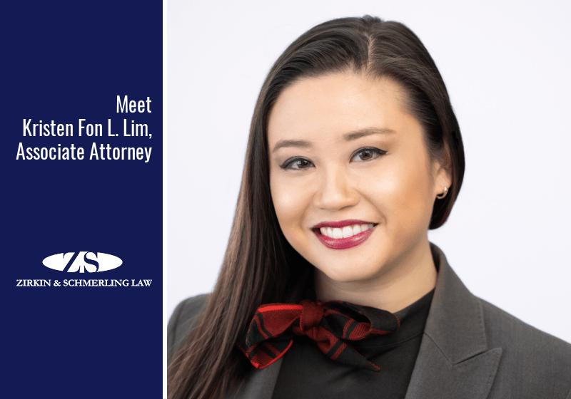 Meet Kristen Fon L. Lim, Associate Attorney
