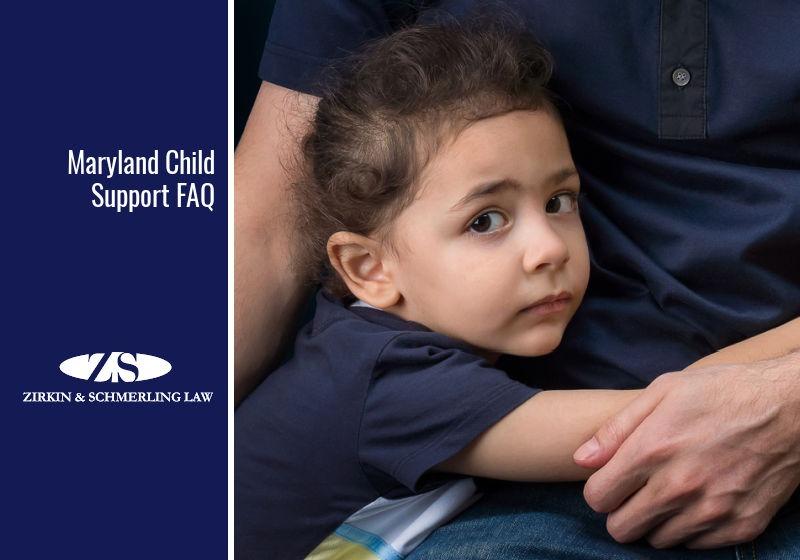 Maryland Child Support FAQ