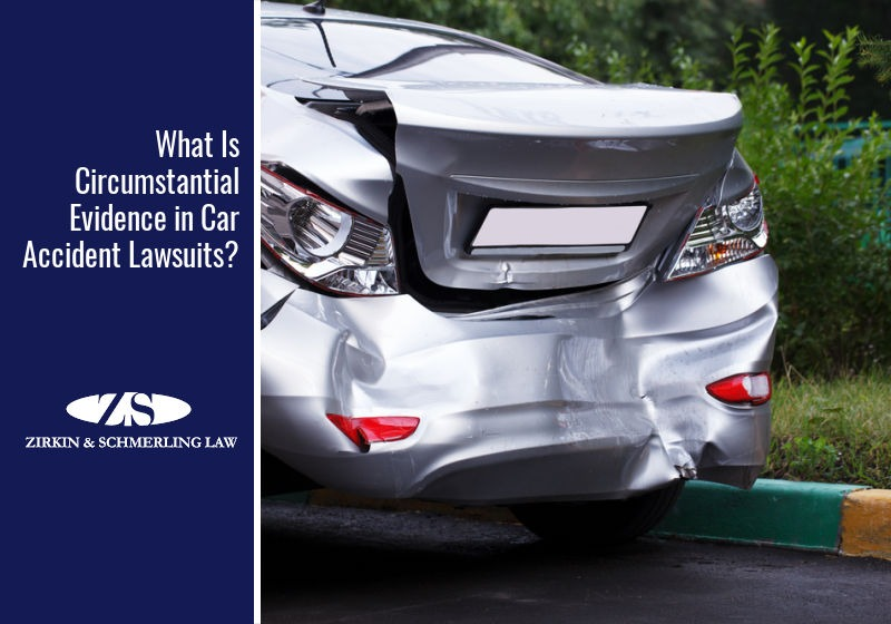 What Is Circumstantial Evidence in Car Accident Lawsuits?