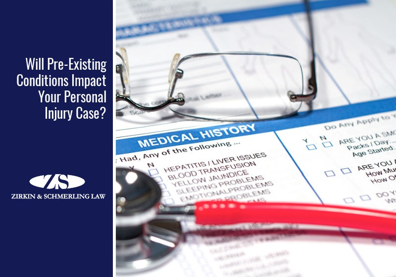 Will Pre-Existing Conditions Impact Your Personal Injury Case?